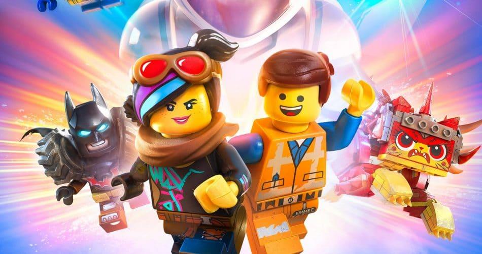 La Grande Aventure Lego 2 Le Jeu Video