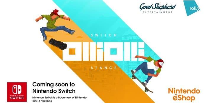 Olliolli Switch Stance