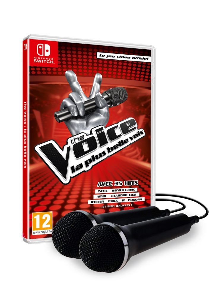 The Voice Pack Micros Switch