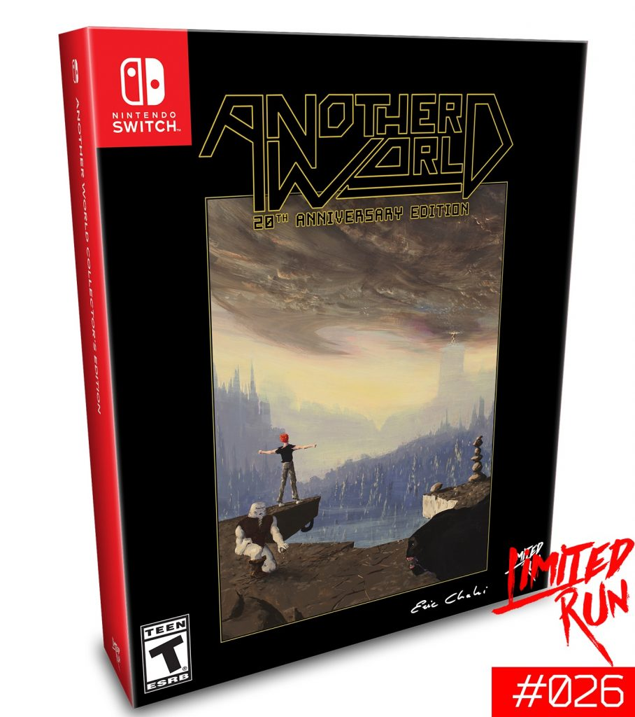Another World Switch Collector Box