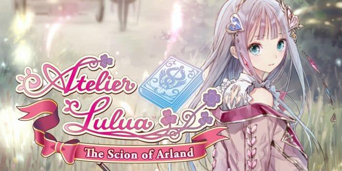 Atelier Lulua Scion Of Arland