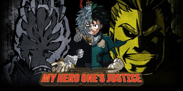 My Hero One Justice