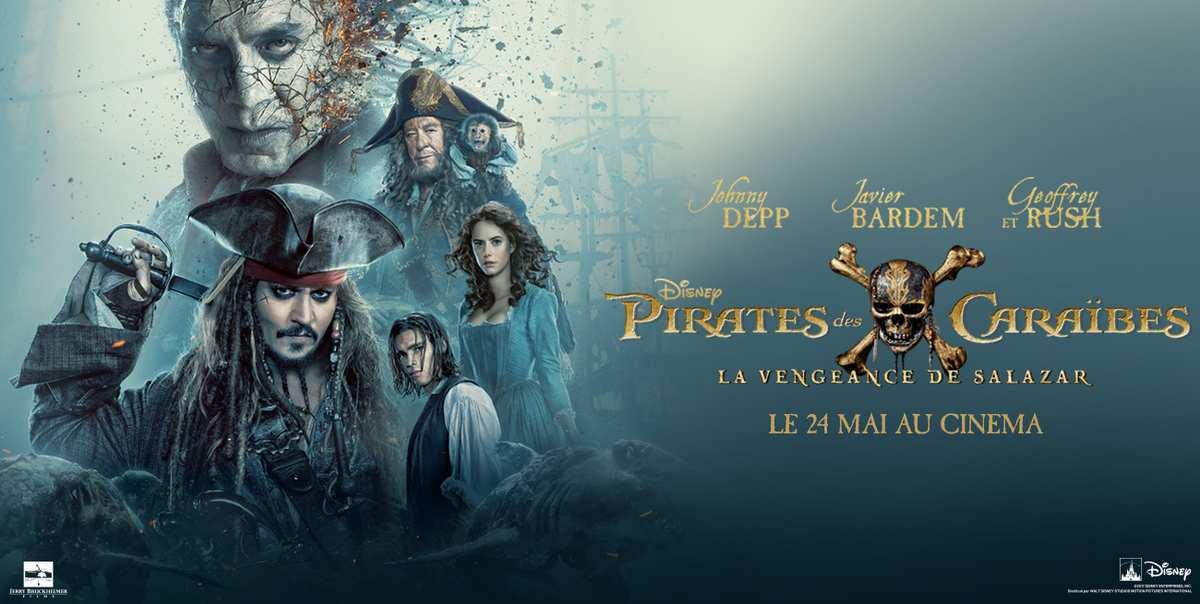 Pirates Caraibes Salazar