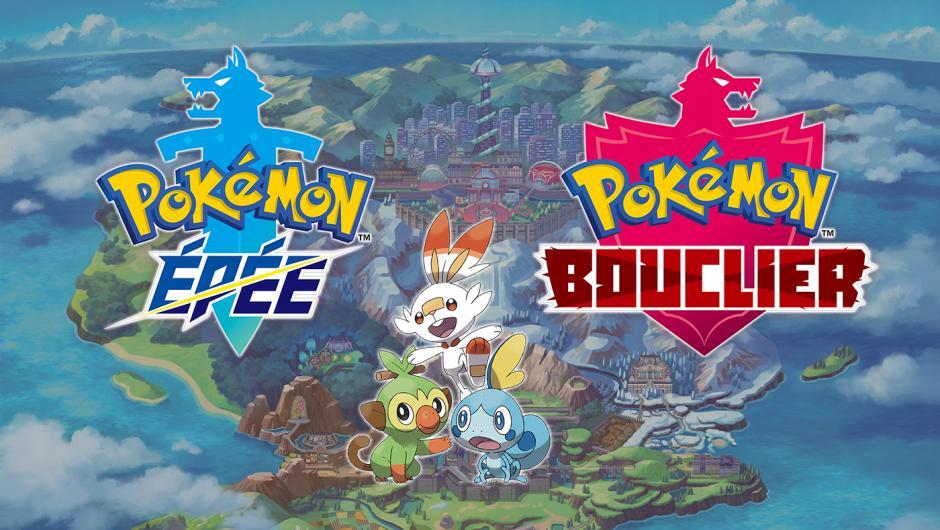 Pokemon Epee Bouclier