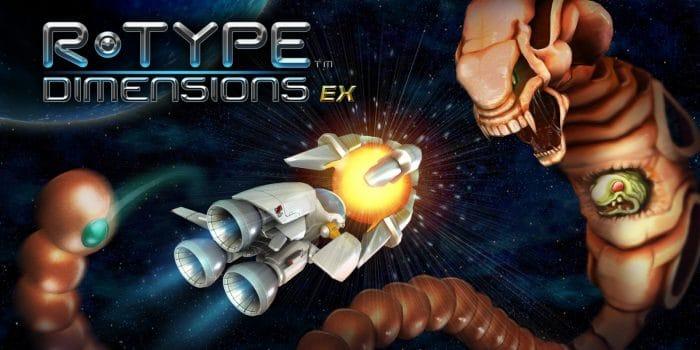 R Type Dimensions Ex