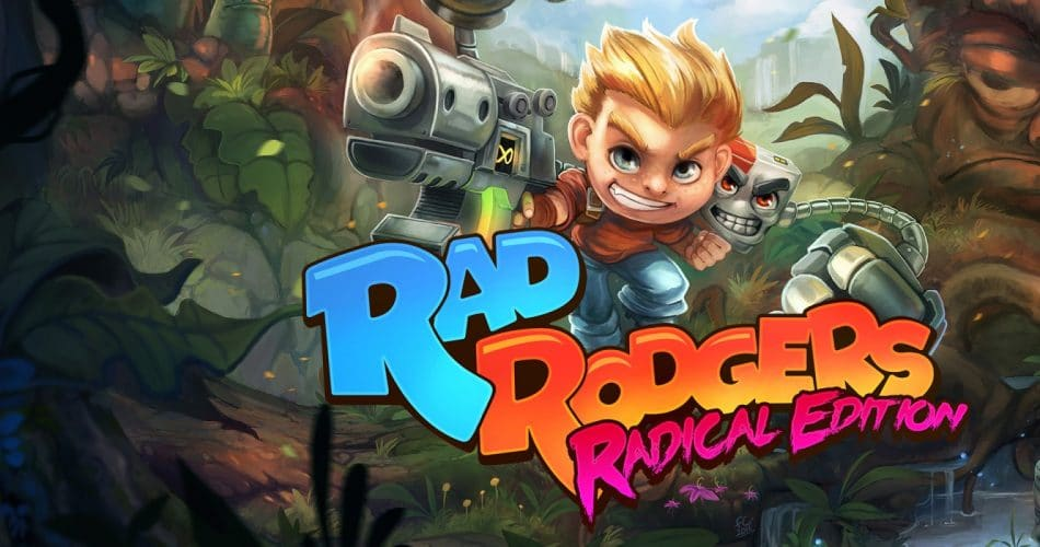 Rad Rodgers Radical Edition