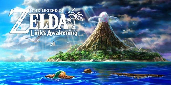 The Legend Of Zelda Link Awakening