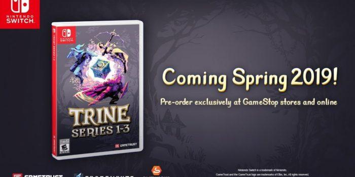 Trine Series Preorder