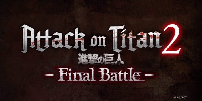 Aot 2 Final Battle
