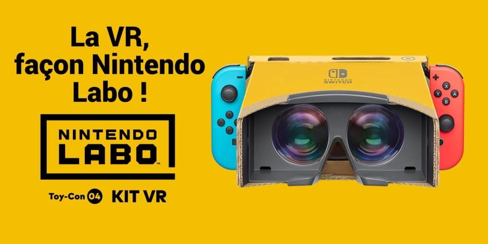 Nintendo Labo Toycon 4
