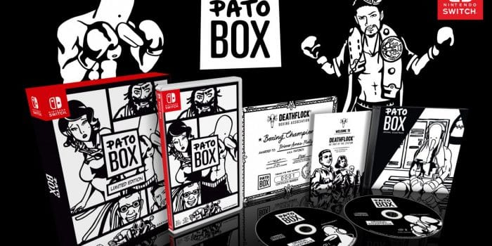 Pato Box Switch