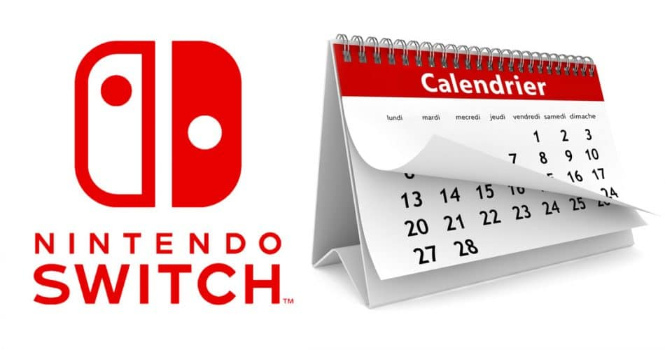 Switch Calendar