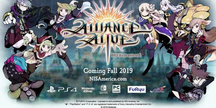The Alliance Alive Hd Coming Soon