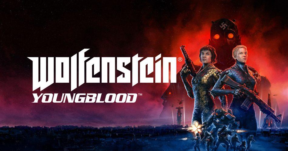 Wolfenstein Youngblood Logo