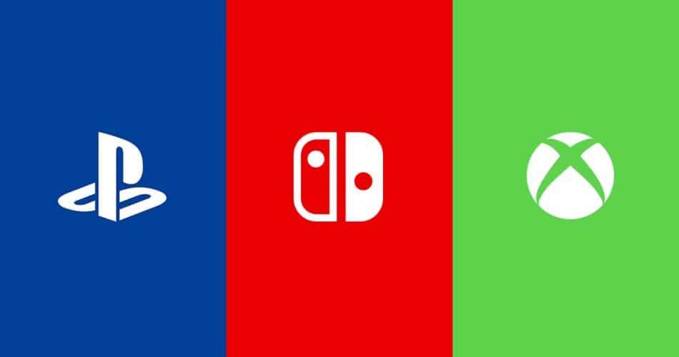 Ps4 Switch Xbox