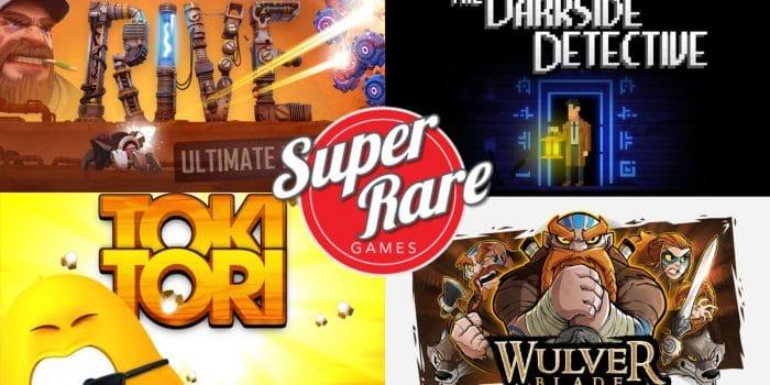 Super Rare Games Annonce