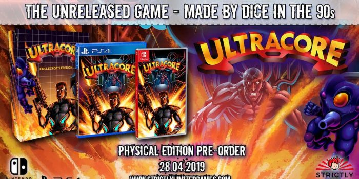 Ultracore Ps4 Switch