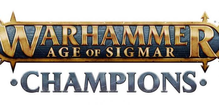 Warhammer Aos Champions Logo