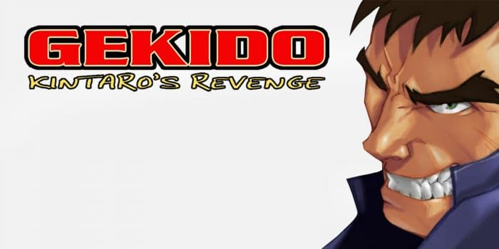 Gekido Kintaros Revenge