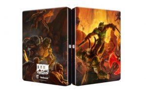 Bonus De Precommande Steelbook Doom Eternal
