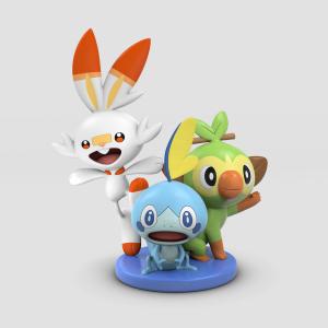 Pokemon Figurines 21x21cm Rgb 300dpi