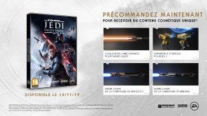Star Wars Jedi Fallen Order Bonus Std