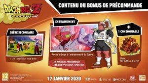 Dragon Ball Z Kakarot Preco