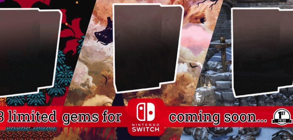 First Press Games Teaser