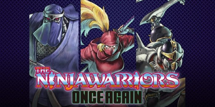 The Ninja Warriors Once Again