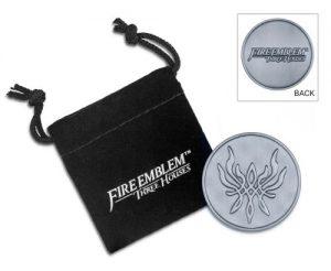 Bonus De Resa Piece De Collection A L Effigie De Fire Emblem Three Houses Avec Bourse