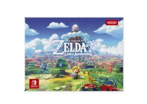 Zelda Link S Awakening Cleaningcloth 15x19 Mockup 02