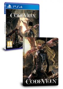 Code Vein Edition Day One Ps4