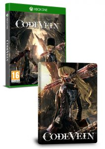 Code Vein Edition Day One Xbox One