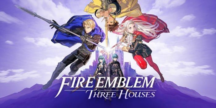 Fire Emblem Three Houses Final
