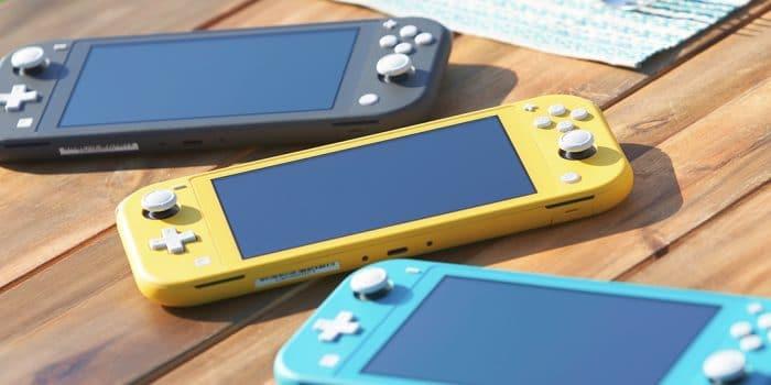 Nintendo Swich Lite