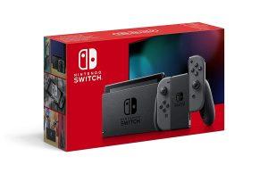 Console Nintendo Switch 2019 Joycons Gris