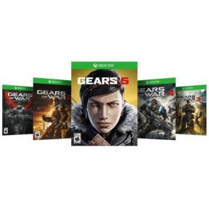 Console Xbox One X Gears 5 Jeux