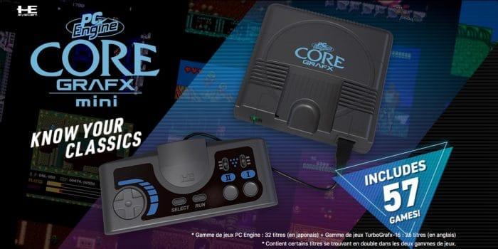 Pc Engine Mini 57 Jeux