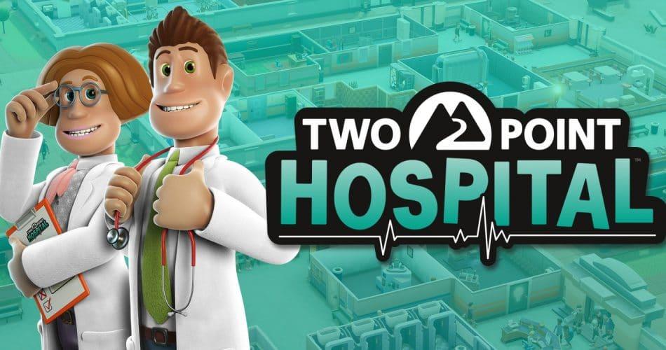 Two Point Hospital Sega