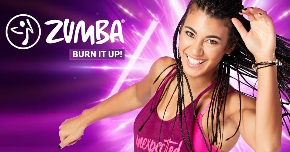 Zumba Burn It Up 1