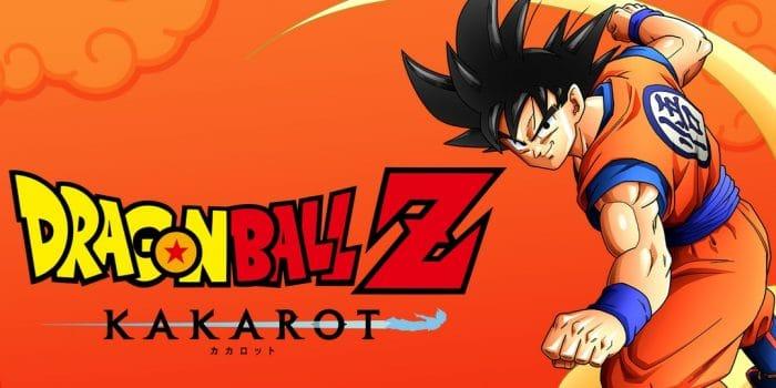 Dragon Ball Z Kakarot Art