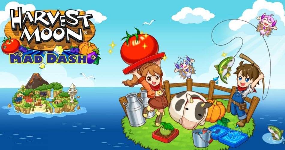 Harvest Moon Mad Dash Final
