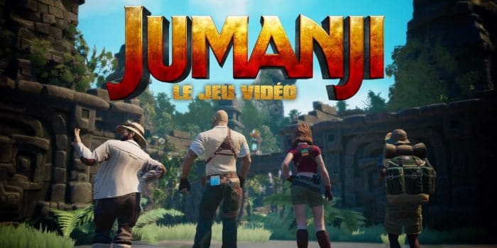 Jumanji Le Jeu Video