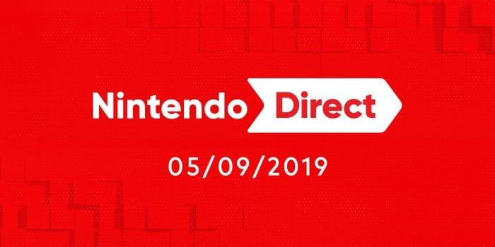 Nintendo Direct Sept 2019
