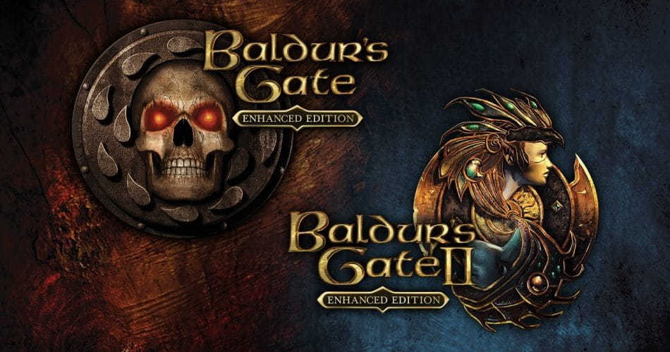 Baldurs Gate 1 2
