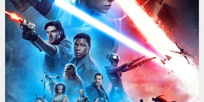 Star Wars Episode 9 Poster Fr