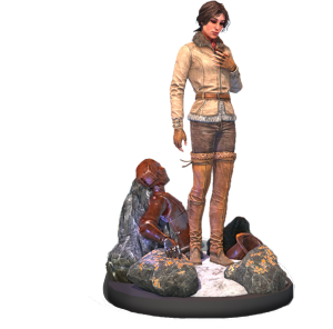 Syberia Trilogy Figurine