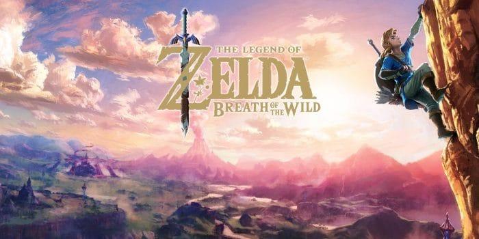The Legend Of Zelda Breath Of The Wild Final