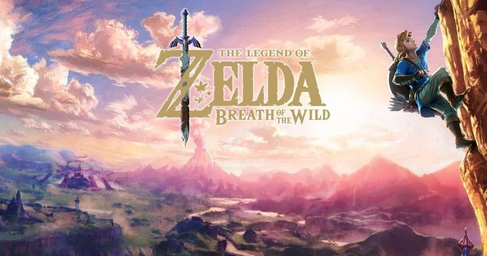 The Legend Of Zelda Breath Of The Wild Final