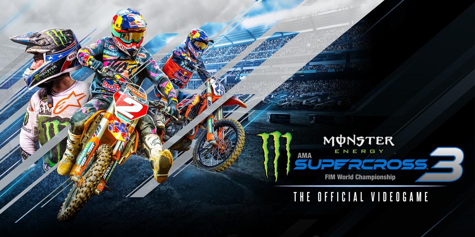 Monster Energy Supercross 3 Final